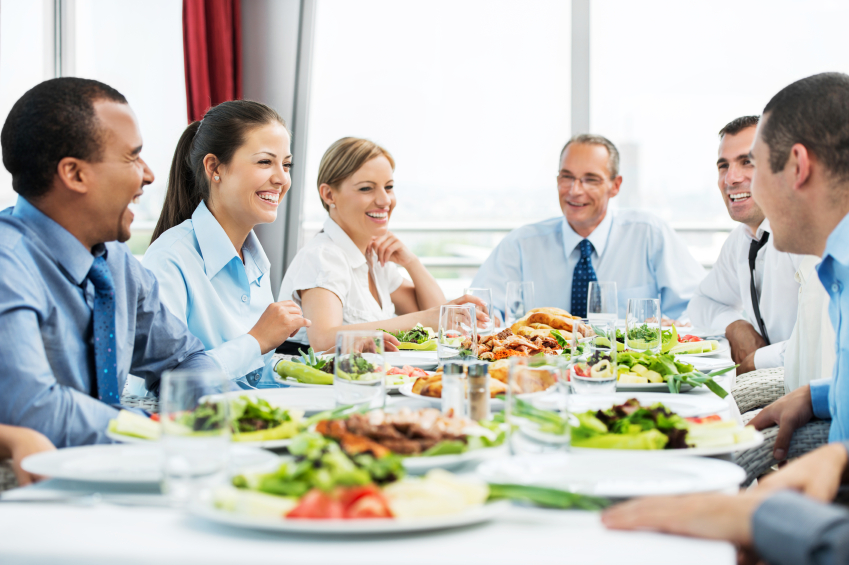 Planning Your Corporate Business Catering