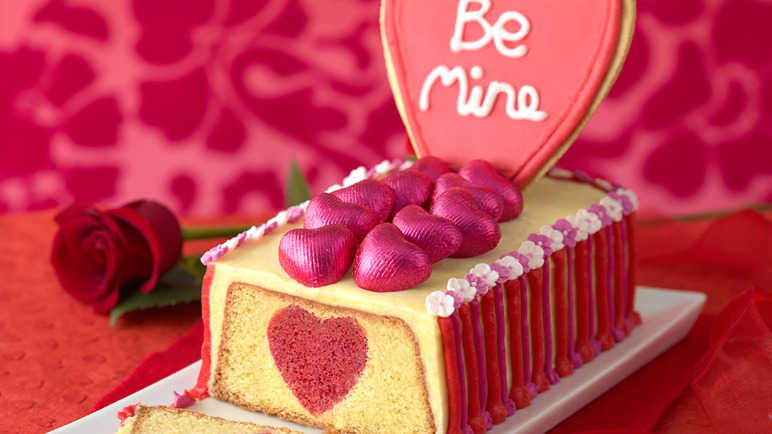 Great Suggestions For a Valentine's Cake