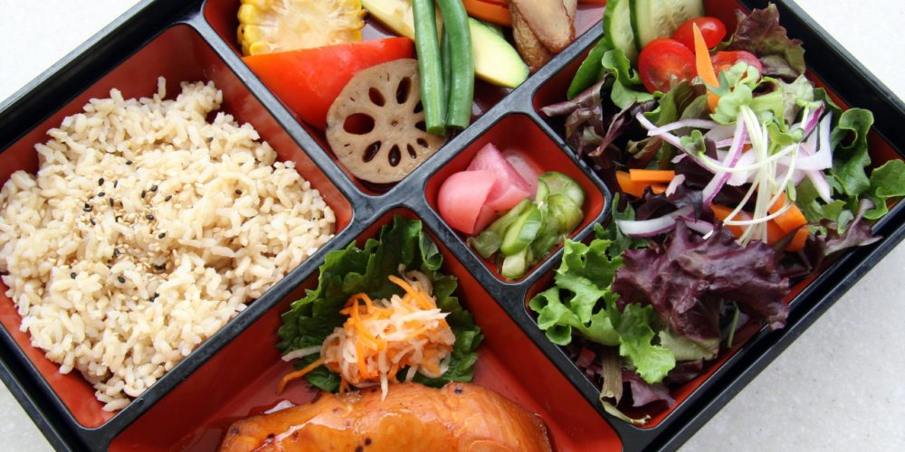 Eating Balanced Food With The Help Of Bento Box